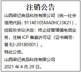 注销ICP备案许可证